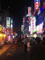 Korea - Seoul - Sinchon223 (The Subcultured Traveler) Tags: iphonepics korea seoul insadong namdemeun dmz hongdae heyri sinchon travel asia backpacker subculturedtraveler