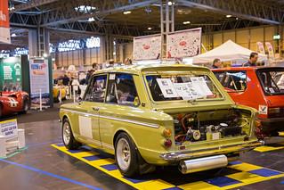NEC Classic Car Show 2016