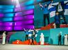 WSC2017_cc_BB-18042 (WorldSkills) Tags: abudhabi worldskills wsc wsc2017 closingceremony competitor aircraftmaintenance finland korea newzealand skill14 jarrodwood yeonseongjeong matiaskorri