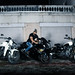 Suzuki Intruder M1800R, Suzuki Hayabusa, Harley Davidson Superlow