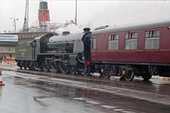 Overlord+50 : 777 Sir Lamiel in So'ton E Docks, 4 June 1994 (Ian D Nolan) Tags: railway southamptondocks 35mm epsonperfectionv750scanner dday om40 n15 777 sirlamiel 460z