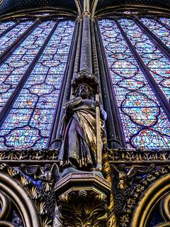 photo - Sainte-Chapelle, Paris