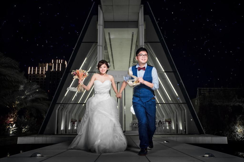 032芙洛麗教堂 婚紗