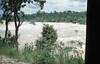 River in spate above Gurara Falls. Nr Bida (Mary Gillham Archive Project) Tags: 1960 6541 bida nigeria water