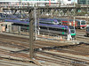 V/Locity & Sprinters at Southern Cross Station (DQ2004) Tags: vline southerncrossstation nclass aclass a70 n461 sprinter vlocity