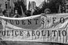 P1010405a (Alan Barr) Tags: philadelphia 2017 12thstreet archstreet demonstration protest protesters street sp streetphotography streetphoto blackandwhite bw blackwhite mono monochrome candid people group panasonic lumix gx85