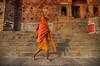 Sadhu @ Varanasi (Well-Bred Kannan (WBK Photography)) Tags: varanasi wbkphotography wbk kannanmuthuraman kannan nikon nikond750 d750 india indian weekendwalk incredibleindia travelphotography travel traveler boat ganges ganga river kashi kasi sadhus uttarpradesh ghatsofvaranasi holyplace holyriver water people hindus hinduism rituals streetsofvaranasi