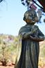 Little Monk (Sotosoroto) Tags: sedona arizona amitabha amitabhastupa statue