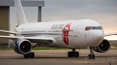 ZS-NEX (tynophotography) Tags: ams eham schiphol amsterdam airport rolling oost stones zsnex nofiltertour 767 tour 767300 763 boeing