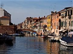 Venice Canal (Professor Bop) Tags: professorbop drjazz olympusem1 veniceitaly canal reflections