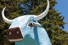 Hwy 101 CA-OR July 2018-4 (ntisocl) Tags: 2017 babetheblueox california californiacoast canon1dmarkiii hwy101 pacificnorthwest redwoodhwy treesofmystery roadtrip roadsideattraction statues