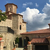 monastery tower clouds (garybill) Tags: greece meteora kastraki kalambaka