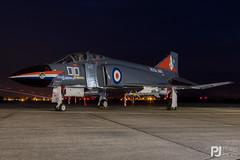Royal Navy Phantom FG.1 XV586 (philrdjones) Tags: 2017 800 fg1 longexposure night october phantom photography rnas shoot thresholdaero xv586 yeovilton