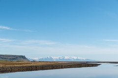 Pure - On the Ring Road - Iceland (Toine B.) Tags: vatnajokull glacier water iceland islande blue morning þjóðvegur nikon d750 tamronsp2470mmf28divcusd tamron2470