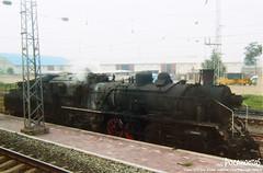 2006/8 SY1072  Xian (Pocahontas®) Tags: sy1072 steam engine locomotive loco railway railroad rail train xian sanmincun station film kodak gold200 135film