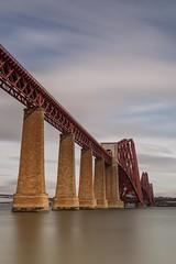 Forth Rail Bridge (Chris_Hoskins) Tags: unescoworldheritagesite wwwexpressionsofscotlandcom scottishlandscapephotography landscape centralscotland scottishlandscape firthofforth scotland forthrailbridge