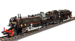 OcTRAINber: NSW AD60 Class Garratt (narrow_gauge) Tags: train octtrainber railway garratt ad60 60class lego