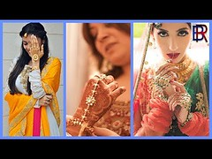 New Bridal Gold Hand Jewelery/ haath phool Designs 2017 (The Beauty Writer) Tags: new bridal gold hand jewelery haath phool designs 2017
