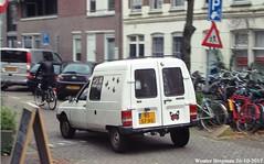 Citroën C15E 1986 (XBXG) Tags: bs57xg citroën c15e 1986 citroënc15 citroënc15e c15 van utilitaire bestel wagen bestelwagen bestelbus quellijnstraat de pijp amsterdam nederland holland netherlands paysbas vintage old classic french car auto automobile voiture ancienne française vehicle outdoor