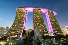 #Singapore 0670 as seen by #ArturoNahum (Arturo Nahum) Tags: singapore singapur marina bay marinabay travel skyline cityscape marinabaysands 600