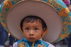 Mexican boy- Day of the dead celebration (geraldineh.dutilly) Tags: portrait boys celebration mexico children kids mariachi