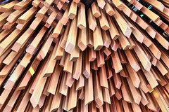 Legno (Uisge Beatha) Tags: backgrounds pattern woodmaterial abstract brown textured material timber architecture backdrop plank constructionindustry closeup hardwood flooring design nature modern wicker nopeople everypixel