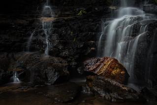 Lower Sylvia Falls 1
