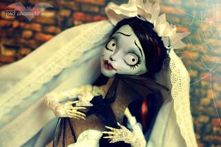 corpse bride on halloween