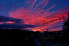 Sonnenaufgang in Birkfeld (ernst.weberhofer) Tags: birkfeld sonnenafgang