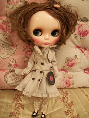 Musical Trench Stock Doll~