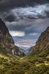 stormy sky (Valter Patrial) Tags: stormy sky mountains mountain valley peru trekking inexplore