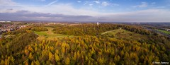 Bold Forest Park (Steve Samosa Photography) Tags: boldforestpark forest woods woodlands autumn autumntrees dronecamera drone drones droneshot aerialview aerial lowangleview sthelens stevesamosaphotography suttonmanor england unitedkingdom gb