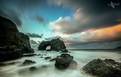 Great Pollet Sea Arch (Mr Bultitude) Tags: great pollet sea arch stack ireland wild atlantic way donegal