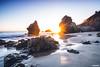 El Matador Beach Sunset (Mike M. Photos) Tags: elmatadorbeach elmatador california malibu sunset sunrise sony a7 a7rii sonya7rii beach ocean water sand rock sun