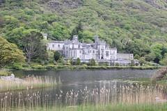 IMG_3207 (avsfan1321) Tags: kylemoreabbey ireland countygalway connemara castle abbey water landscape mountains mountain green lake pollacapalllough pollacapalllake