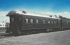 AT&SF 401 and 17 in Amarillo, TX on July 14, 1962 (railfan 44) Tags: santafe atsf