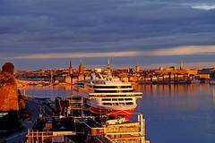 DSCF3324 (Peter Ghita) Tags: city stockholm lake marine autumn fujifilmxt1 fujinonxf18135mmf3556rlmoiswr sweden cruiseship viking vikingcruises vikingcruiseship