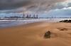 Shifting Sands (Rob Pitt) Tags: liverpool liverpool2 newbrighton beach wirral england uk rob pitt photography new brighton sunrise stormy long exposure river mersey morning sky clouds dawn landscape sea