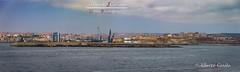 Puerto de Melilla y Ciudadela (AlbertoJCasado) Tags: puerto melilla ciudadela