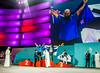 WSC2017_cc_BB-18048 (WorldSkills) Tags: abudhabi worldskills wsc wsc2017 closingceremony competitor aircraftmaintenance finland korea newzealand skill14 jarrodwood yeonseongjeong matiaskorri