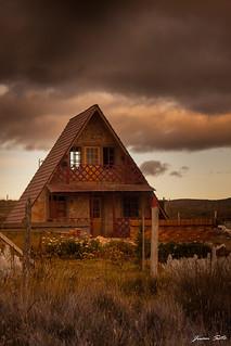 la cabaña de los ermitaños