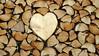 Provviste per l'inverno - for a warm winter... (Raffa2112) Tags: legno ciocchi cuore logs heart wood raffa2112 canoneos750d