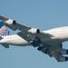 United Airlines Boeing 747 400 N-121UA