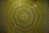 Urban art 2017  Untitelt (Marco Braun) Tags: streetart walart völklingen völklingerhütte saarland 2017 urbanartbienale mambo 3d white weiss schwarz noire blanche opart streifen stripes bandes yellow gelb jaune r1 deutschlandgermanyallemagne