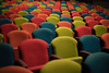 Colourful seating (Rushay) Tags: 50mm abundance aligned chairs design designer nikond810 portelizabeth red seating southafrica