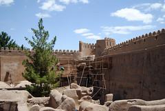 Arg-e Rayen_IRN (ortnid) Tags: rayen iran persien schloss zitad elle راین arge argerāyen ارگ راين lehmziegel adobe fango castello castle kerman