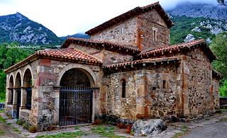 549 - Iglesia Santa María de Lebeña (Cantabria) - Spain.