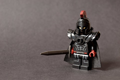 God of War (th_squirrel) Tags: lego dc comics wonder woman ares greek mythology god war pantheon minifig minifigs minifigures minifigure
