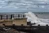 Bombing run (James Waghorn) Tags: autumn beach d7100 tamronsp70300f456vcusd clouds water stmargaretsatcliffe groyne bird seagull kent waves sea england