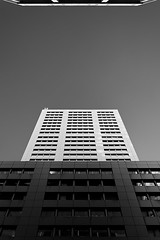 Black and White (Angel T.) Tags: newyork manhattan fineart bw minimalism usa nikon travel architecture city cityscape
